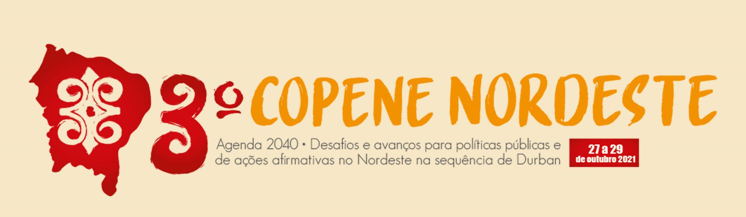 Imagem referente a postagem de título Unilab sediará o 3º Copene Nordeste, dias 27, 28 e 29 de...