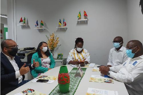 Unilab recebe delegação da Embaixada de Angola no Brasil